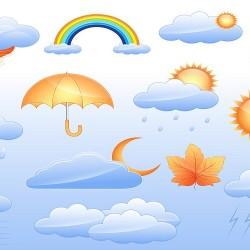 الأرصاد: غدا ارتفاع الحرارة 8درجات ورياح مثيرة للرمال والعظمى بالقاهرة 29
